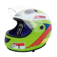 Replica Moto GP Racing Helmet<br>iPod Sound System